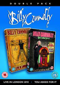 Billy Connolly DVDs